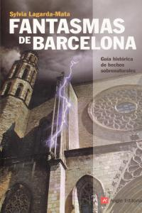 FANTASMAS DE BARCELONA: portada