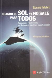 CUANDO EL SOL YA NO SALE PARA TODOS: portada
