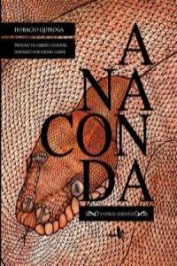 ANACONDA: portada