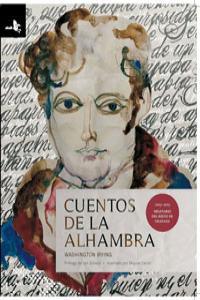 CUENTOS DE LA ALHAMBRA: portada