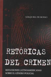 RETÓRICAS DEL CRIMEN: portada