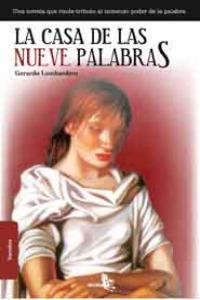 LA CASA DE LAS NUEVE PALABRAS: portada
