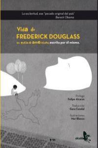 VIDA DE FREDERICK DOUGLASS UN ESCLAVO AMERICANO: portada