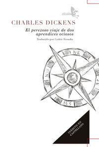 EL PEREZOSO VIAJE DE DOS APRENDICES OCIOSOS: portada