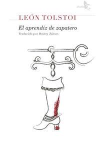 EL APRENDIZ DE ZAPATERO: portada