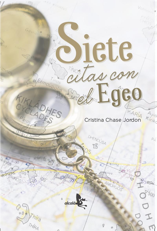 SIETE CITAS CON EL EGEO: portada