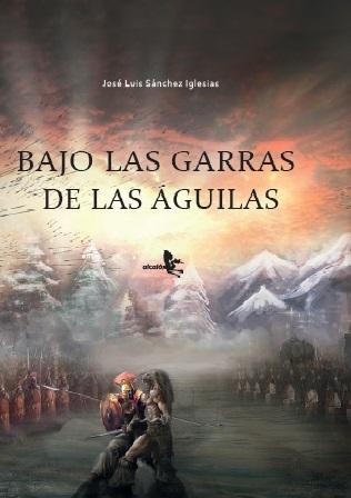 BAJO LAS GARRAS DE LAS ÁGUILAS: portada