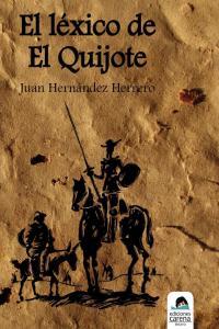 léxico de El Quijote, El: portada