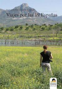 Viajes por las 19 Espa�as: portada
