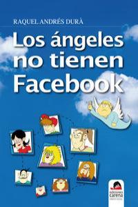 ángeles no tienen Facebook, Los: portada