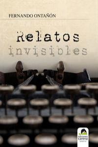 Relatos invisibles: portada