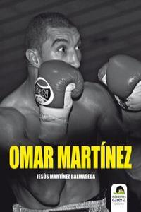 Omar Martínez: portada