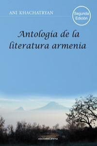 Antología de la literatura armenia (segunda edición): portada