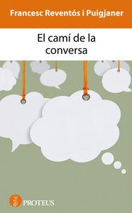 El camí de la conversa: portada