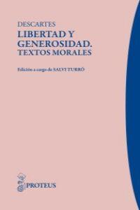 LIBERTAD Y GENEROSIDAD: portada
