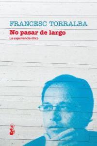 NO PASAR DE LARGO: portada
