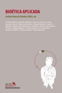 Bioética aplicada: portada
