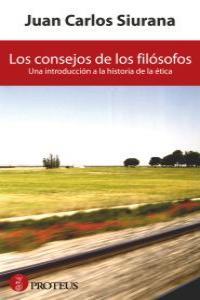 LOS CONSEJOS DE LOS FILóSOFOS: portada