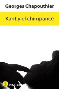 KANT Y EL CHIMPANCE: portada
