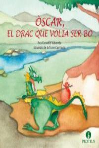 Òscar, el drac que volia ser bo: portada