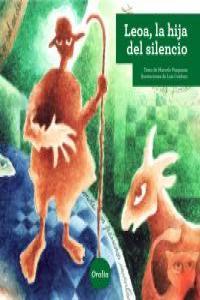 LEOA, LA HIJA DEL SILENCIO: portada