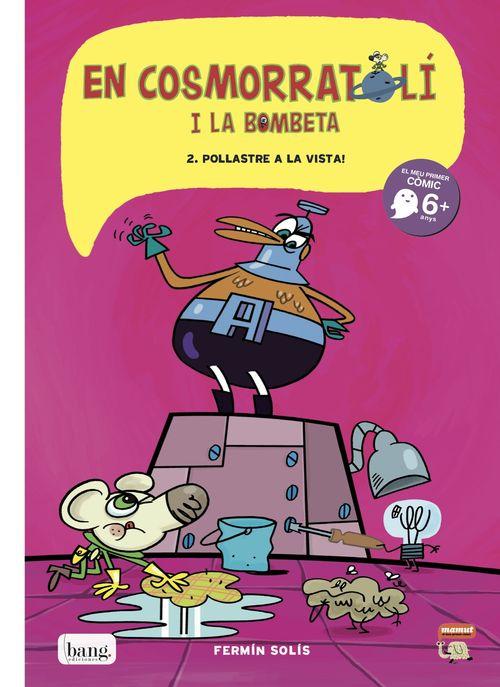 EN COSMORRATOLí I LA BOMBETA 2: portada