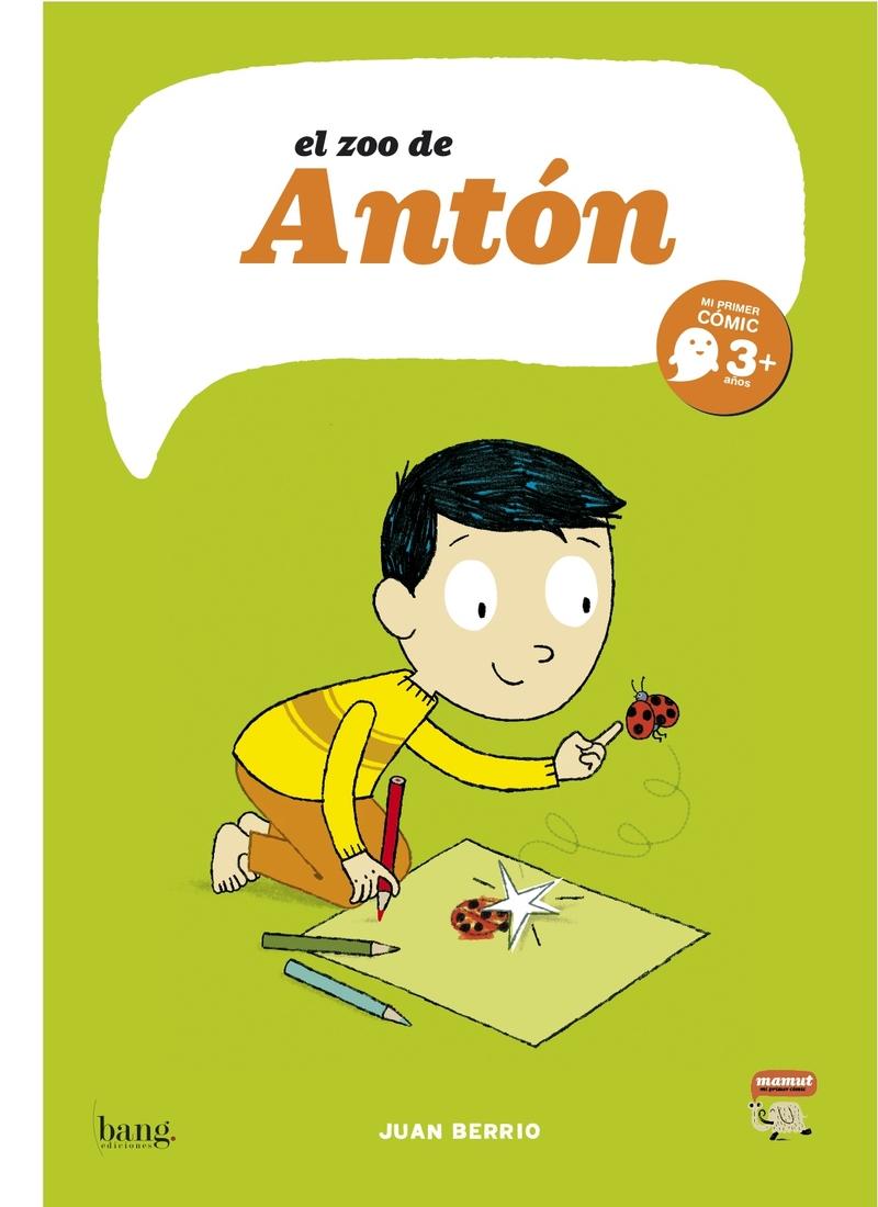 EL ZOO DE ANTóN: portada