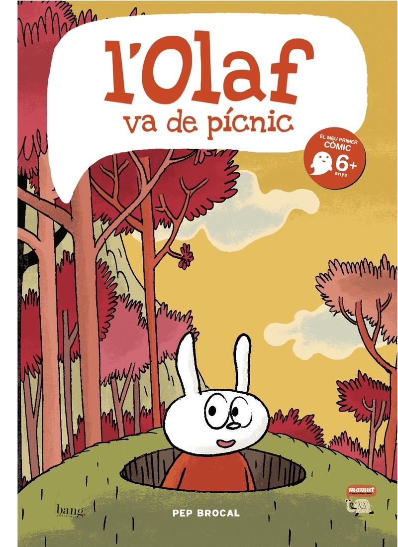 L'OLAF VA DE PICNIC: portada