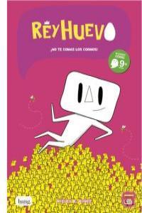 REY HUEVO: portada