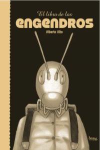 EL LIBRO DE LOS ENGENDROS: portada
