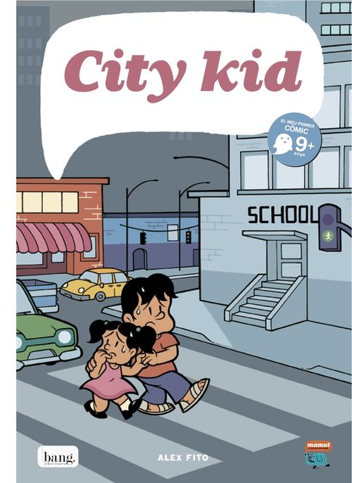 CITY KID: portada