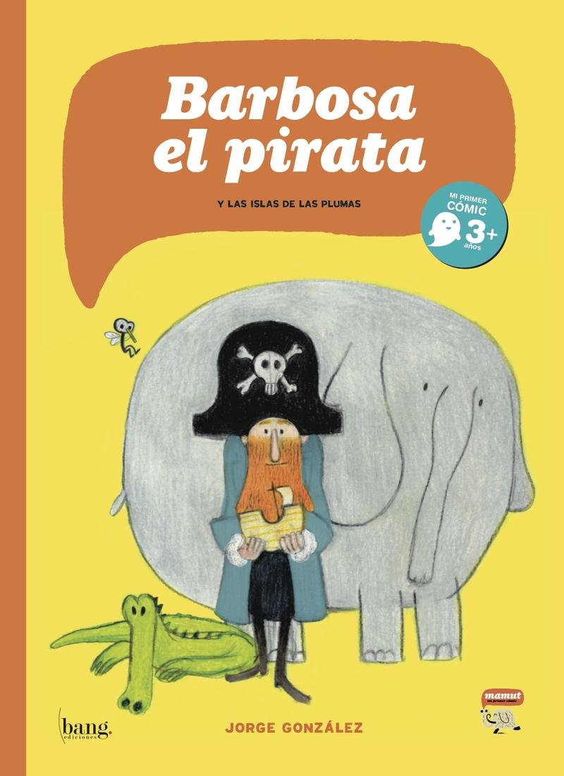 BARBOSA, EL PIRATA: portada