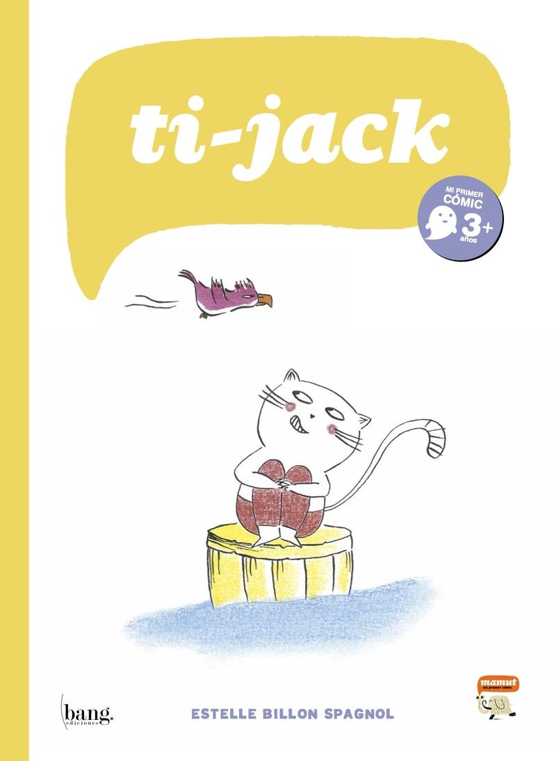 TI JACK: portada