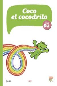 COCO EL COCODRILO: portada