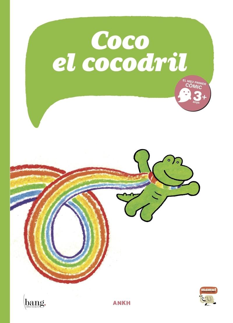 COCO EL COCODRIL: portada