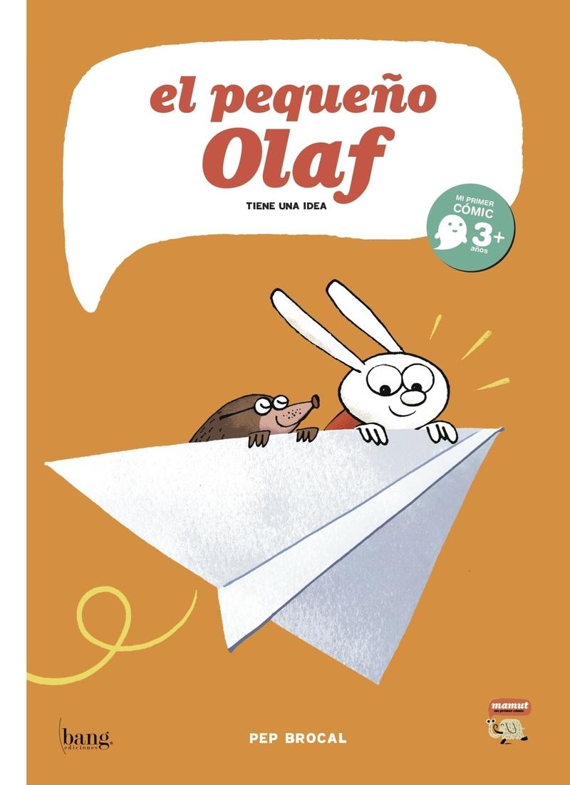 EL PEQUEñO OLAF: portada