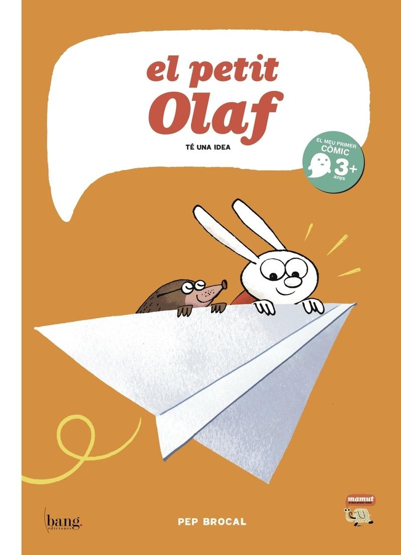 EL PETIT OLAF: portada
