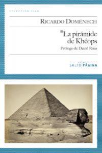 LA PIRáMIDE DE KHéOPS: portada