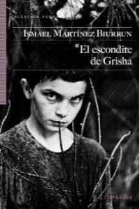 ESCONDITE DE GRISHA, EL: portada