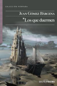 LOS QUE DUERMEN: portada