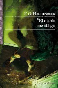 EL DIABLO ME OBLIGÓ: portada