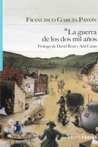 GUERRA DE LOS DOS MIL AÑOS, LA: portada