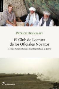El Club de Lectura de los Oficiales Novatos: portada