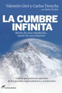 La cumbre infinita: portada