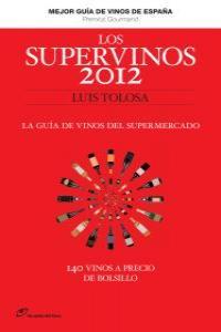 LOS SUPERVINOS 2012: portada