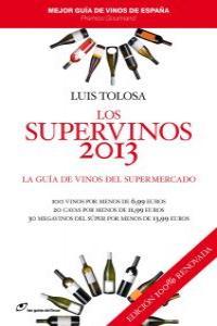 Los supervinos 2013: portada