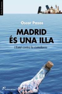 Madrid és una illa: portada