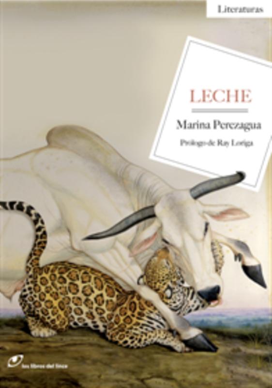 LECHE- 2 ed.: portada