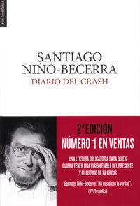 Diario del crash: portada