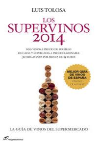 Los supervinos 2014: portada